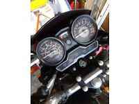 Yamaha ybr 125 cc Motorbike