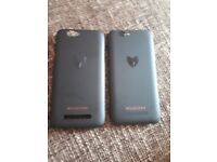 Wileyfox spark mobile phone