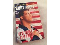KURT ANGLE ' IT'S TRUE! IT'S TRUE! ' Autobiography (Paperback)