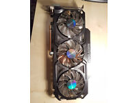 Geforce 770 GTX 4GB to sell ( used )