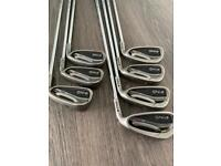 Ping G25 irons 4-PW