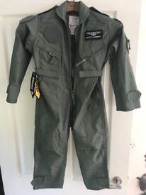 Flight Suit suitable for ages 5-7