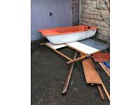 Tubur yak 3 un sinkable vintage dinghy