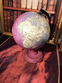 Decorative Globe Of The World