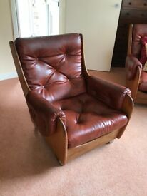 Vintage 1970's G Plan 3 piece suite