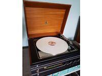 Vintage Hacker Centurion Record Player. Fully Refurbished