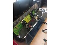 Snowboarding stuff