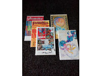 Limited Edition Allan Moore Promethea signed editions