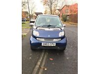 Smart Car. 22000 miles. 2 previous owners. FSH. MOT. Immaculate condition.