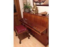 Very good piano for sale. Call me on 07941051098. £1000 or near offer. Transport will be negotiable.