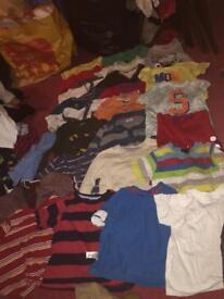 Boys 1-2year old bundle