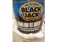 EVERBUILD BLACK JACK 904 BITUMEN ROOF FELT ADHESIVE 2.5L