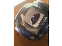 Ikea 18 x Fargrik tableware - dinner and side plates and bowls royal blue