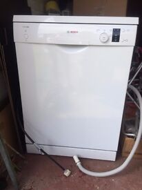 Bosch Dishwasher Full Size Good Condition