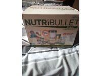 Nutribullet Baby - 22 Piece Set (blender set)
