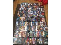 Job Lot 180 DVDs