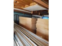 OSB Grade 3 FSC Structural Oriented Strand Board NEW, 22mm tongue and grove dimension: 2055 x 525 mm