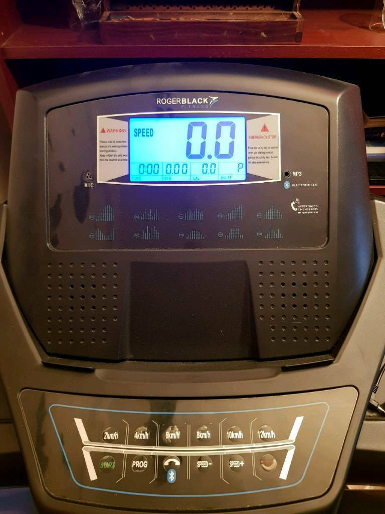 Roger Black Electric Treadmill