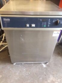 Miele G7859 Thermal Disinfection Dishwasher, Single Phase,Very Good Clean Working Condition,BARGAIN
