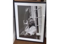 Large picture/photo frame Marilyn Monroe
