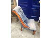 Parlour Chair - good quality . Free local delivery.