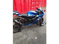 Gsxr 600 not Ktm Honda Yamaha