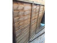 Fence Panels 6x5