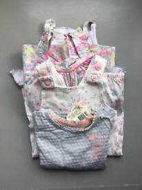 Baby girl clothes x 4 including petit bateau