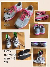 Ladies / girls shoes and accessories