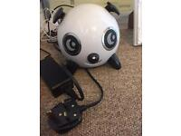 I panda iPod MP3 speaker dock