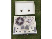 Fidelity playmaster reel to reel tape recorder