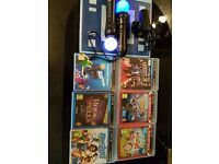 ps3 move controller plus games and camera for vr headset ps4
