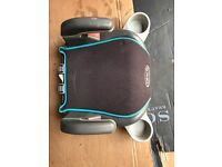 2 x booster seats or both for £13.00