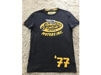 Superdry t-shirt, size small
