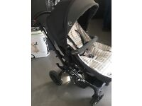 Jane crosswalk pram,pushchair huge bundle
