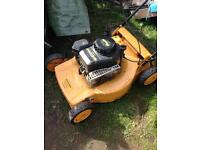 McCullough Petrol Lawnmower