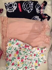 Bundle of girls clothes 3-4/4-5 **80+ items