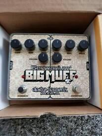 Big Muff Pi Germanium Fuzz EHX £70