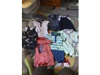 Big bundle of baby boys clothes 0-3 and 3-6 months