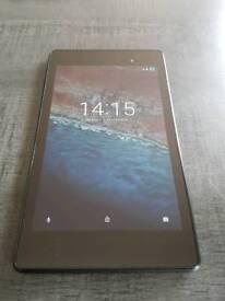 Nexus 7 tablet 2nd gen 2013