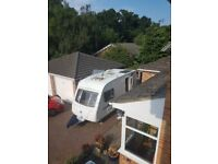 Swift Charisma 230. 2 berth caravan in excellent condition with lots of extras. Solar panel on roof.