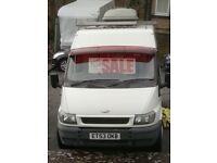 total refurb camper van for sale after 22/03/18