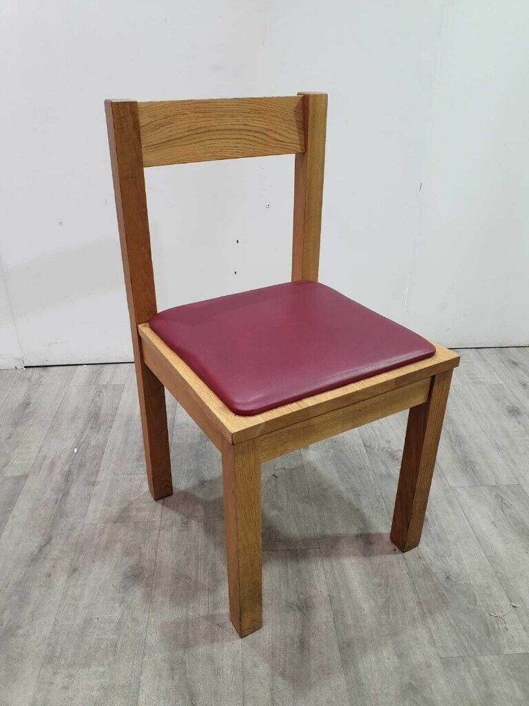 Job Lot 30 Chunky Wooden Side Chairs Cafe Bar Bistro Restaurant Pub In Forest Town Nottinghamshire Gumtree