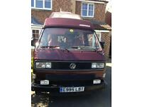 VW T25 Westfalia 1988 LHD