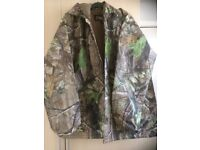 Realtree fishing wet suit