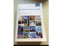 International Law Fourth Edition