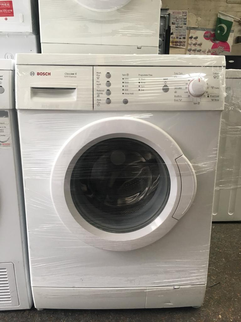 Bosch Classixx Free Standing Washing Machine 1200 Spin In Good Wiring Diagram Condition And Perfect Working Order