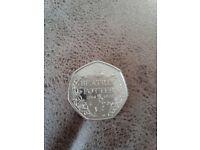 Collectable coin