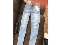 Women's jeans-New-Size 8