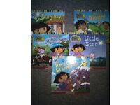 x5 Dora books